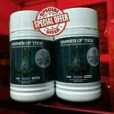 HAMMER OF THOR ITALY Original 1 bottle 30 capsules (vimax,candyb,candy b,soloco)