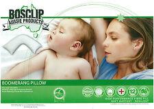 Bosclip V Shape, Boomerang Pillow LARGE 1700g Roll Filled, including pillow slip