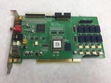 Kodicom Kio-1616 (K10-1616) Machine Vision Multi Pci Card, Remocon, Rs-232