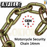 Enfield Motorcycle CEN 5 14mm Through Hardened Security Sold Secure Bike Chain