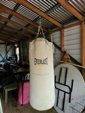 Everlast heavy punching bag. Local pick up from Gainesville / Archer Florida.