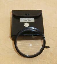 Genaco : filtre effets spéciaux diamètre 55 mm vis