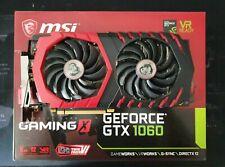 Scheda Video NVIDIA MSI GEFORCE GTX 1060 GAMING X 6G