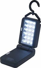 MULTI ANGLE 18 LED TORCH, BRIGHT LED LIGHT WITH HANGING HOOK AND MAGNET