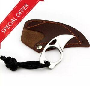 Mini MC Pocket open cutter box package opener knife tool Outdoor camp gadget por