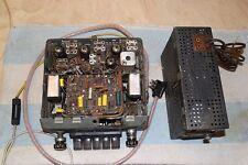 BLAUPUNKT FRANKFURT US AM-FM-SW VACUUM TUBE CAR RADIO 1957-1959? PRO SERVICED