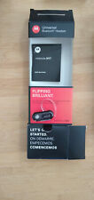 New ListingMotorola H17 Wireless Bluetooth Headset with charger, box & accessories