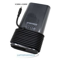 New Original Dell XPS 15 9570 130W Notebook AC Adaptor Power Battery Charger UK