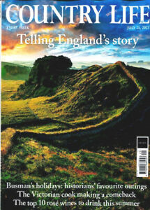 COUNTRY LIFE MAGAZINE 21st JULY 2021 ~ NEW ~