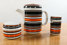 Tischkern Thomas Porzellan Form 760 Scandic Kaffee Kanne Milch & Zucker