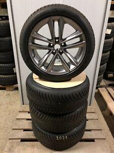 Original BMW Winterräder Winterreifen 6er G32 7er G11 G12 Styling 630 19 Zoll