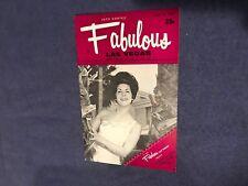 Fabulous Las Vegas Magazine Karen Zick Don Cornell Morris Jaeger 5/6/1967