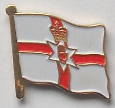 Northern Ireland Country Flag Enamel Pin Badge