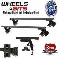 Roof Rack 75KG Model Direct fit on a BMW 5 Series E39 E60 96-09 Saloon Estate