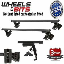 VW Polo MK4 inc Fun 3/4/5 Dr 01-09 Roof Bars Rack 75KG Model Custom Direct fit