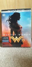 Wonder Woman 4K UHD/Blu-ray Ultimate Edition (French import) NEW & SEALED