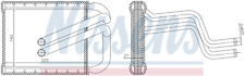NISSENS Interior Heater Matrix - 77536