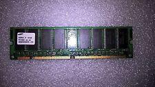 Memoria DIMM SDRAM Samsung M366S3253BTS-C75 256MB PC133 133MHz CL3 168 Pin