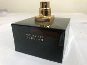 Beckham Intimately Night Men 75ml Eau De Toilette Spray -New Please read