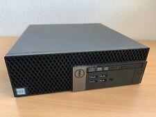 Dell Optiplex 7040 SFF 6th Gen i3 i5 i7 SSD HDD 8GB 16GB 32GB Desktop Computer