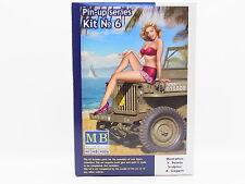 Lot 32835 | Master Box mb24006 Pin-Up Series Nº 6 Samantha 1:24 KIT NUOVO OVP