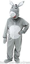 pour hommes femmes gris âne MASCOTTE Animal Brame nuit Costume déguisement