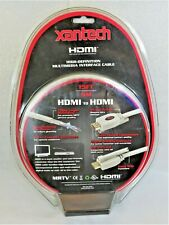 XANTECH HDMI to HDMI 15FT HIGH DEFINITION MULTIMEDIA INTERFACE CABLE - NEW IN BO
