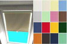 günstige Rollos für alte und neue Velux® PVC Fenster Sichtschutz Sonnenschutz