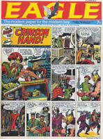 OVER 800 Eagle Comics on 4 PC-DVDs inc 36 Annuals/Specials