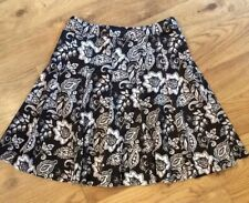 Abercrombie & Fitch Fit And Flare Skirt XS