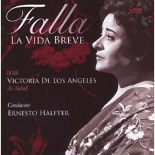 Victoria de los Angeles, Manuel de Falla - Vida Breve [New CD]