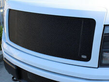 GrillCraft 2013-14 Ford F-150 Black MX-Series Upper Mesh Grille Grill Insert