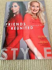 Style Magazine February 2014 Marie Helvin Jerry Hall Suki Waterhouse Burberry