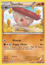 Ouvrifier -N&B:Explorateurs Obscurs-59/108-Carte Pokemon Neuve France