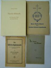 Pfarrer Theodor BÖHMERLE Bibelheim Bethanien Langensteinbach Georg Urban
