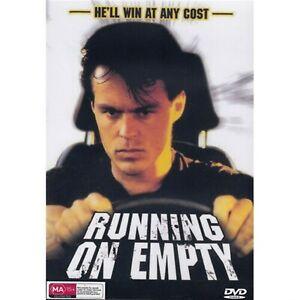 Running On Empty (All Region Pal Dvd) Aussie Car Action