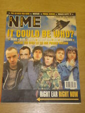 NME 2000 FEB 5 OASIS BLUR TRAVIS FATBOY SLIM IAN BROWN