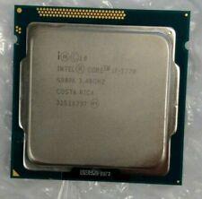 Intel Core i7-3770 SR0PK 3.40GHZ 4 Core CPU LGA1155