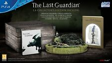 THE LAST GUARDIAN COLLECTOR'S EDITION   PS4 PLAYSTATION 4  nuovo