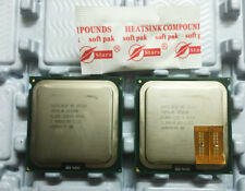 Matching pair(2) Intel Xeon X5365 3 GHz,8M,1333MHZ,LGA 771 QC Processor,SLAED