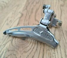 SHIMANO 600 EX FD-6200 ARABESQUE CLAMP BAND ON FRONT DERAILLEUR VG COND 1980