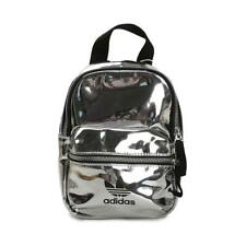 adidas Originals Women's Mini Backpack - Silver
