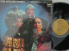 Ritchie Family ORIG OZ LP Arabian nights NM '76 RCA VPL14030 Disco R&B