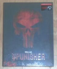 The Punisher (blu-ray) Steelbook - Filmarena (Full slip). NEW & SEALED