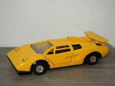 Lamborghini Countach LP500 van Bandai 100 Japan 1:43 *24805