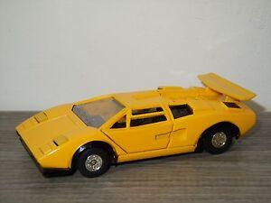 Lamborghini Countach LP500 van Bandai 100 Japan 1:43 *24805