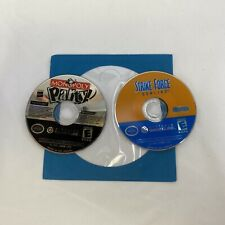 Monopoly Party Nintendo GameCube 2002 + Strike Force Bowling Disc Only