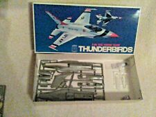 """Fujimi F-16A Plus """"Thunderbirds"""" Fighting Falcon 1/72 scale"""