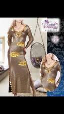Egyptian  Belly Dance Dress, Saidi Costume,Baladi Galabeya + YASHMAK GIFT