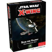 Scum and Villainy Alliance Conversion Kit Star Wars X-Wing Miniatures Game SWZ08